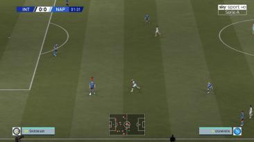 """FIFA 21 """"Табло итальянской Серии А"""""""
