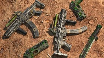 """UT 2004 """"Ballistic Weapons v2.5"""""""