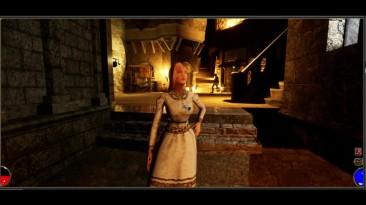 Геймплей Arx Fatalis на движке Unreal Engine 4