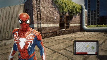 """Amazing Spider-Man """"Marvel's Spider-Man Advanced Suit V2.4.1 by Mike Gens"""""""