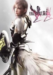 Обложка игры Final Fantasy 13-2