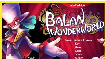 Balan Wonderworld: Трейнер/Trainer (+5) [1.0] {Abolfazl.k}