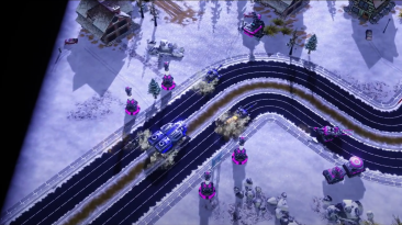 """Command & Conquer: Red Alert 3 """"Кооперативная миссия карта Final Battle beta 0.1"""""""
