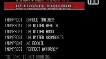 Homefront - Ultimate Edition: Трейнер/Trainer (+5) [1.5.500001] {LIRW / GHL}