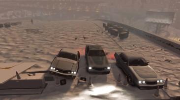 "Grand Theft Auto 4 ""Пак заснеженных машин из Winter Liberty"""