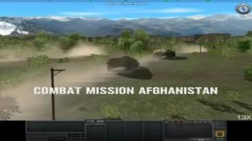"""Combat Mission: Afghanistan """"Геймплей: БТР"""""""