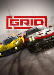 Обложка игры GRID (2019)