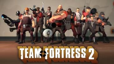 В Team Fortress 2 игрокам предлагают детскую порнографию и аренду вирусов