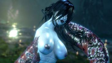 Первые Nude-моды для Nioh 2 уже доступны для скачивания