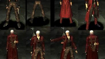 """Devil May Cry 3: Dante's Awakening """"skin datne"""""""