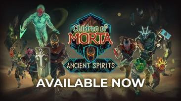 DLC Ancient Spirits для Children of Morta стал доступен на ПК и консолях