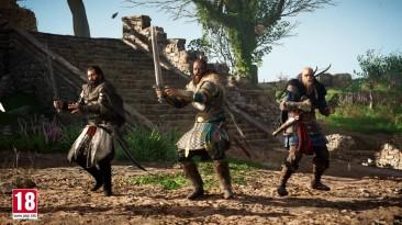 Assassin's Creed Valhalla может получить одноручные мечи в следующем крупном обновлении