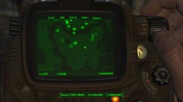 "Fallout 4 ""Более светлая карта"""