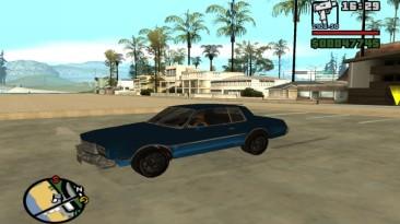 """Grand Theft Auto: San Andreas """"Chevrolet Monte Carlo '79"""""""