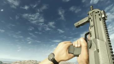 Сравнение оружия между - Rainbow Six Siege и Battlefield Hardline