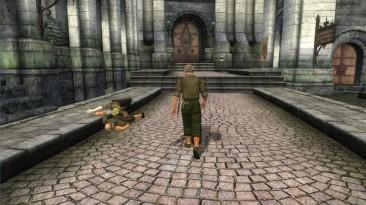 "TES 4 Oblivion ""Замок Дюнкерлор"""