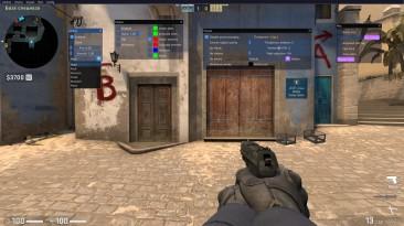 Counter-Strike: Global Offensive: Чит-Мод/Cheat-Mode (KittyWare v1.0.1) [Для игры с ботами]