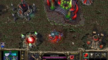 """Warcraft 3 TFT """"Кампания - Искатель мести"""""""