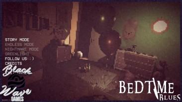 Пиксельный хоррор про зловещих мишек Bedtime Blues вышел на Switch