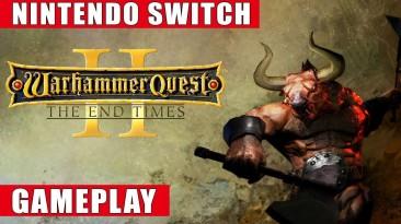 36 минут игрового процесса Warhammer Quest 2: The End Times