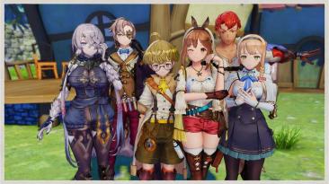 Информация о грядущих DLC для Atelier Ryza: Ever Darkness & the Secret Hideout