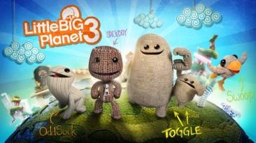 Новые подробности редактора LittleBigPlanet 3: