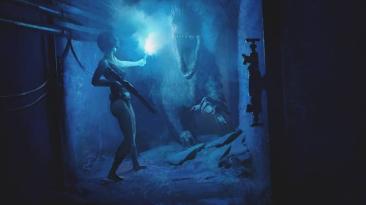Художник представляет, как может выглядеть современный Dino Crisis