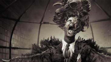 Безумие и страх - Red Limb Studio выпустят на Switch ужастик Rise of Insanity