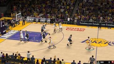 "NBA 2K13 ""Арена Staples Center"""