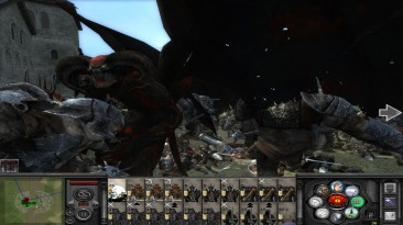 "Medieval 2: Total War ""Найм отрядов Мордора и Харад v.1.0 для мода Third Age Total War 3.2"""