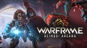 """Обновление """"Деймос: Секреты"""" вышло для Warframe на консолях"""