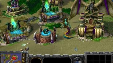 """Warcraft 3 TFT """"Кампания - Возвращение Альянса"""""""