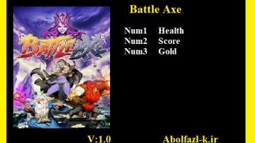 Battle Axe: Трейнер/Trainer (+3) [1.0] {Abolfazl.k}