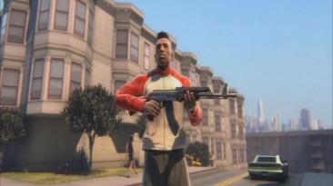 Grand Theft Auto: San Andreas - Окончательное издание (Фан-видео) русские субтитры