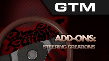 "American Truck Simulator ""GTM Trucks Add-on v1.2: Steering Creations ATS 1.37.x"""