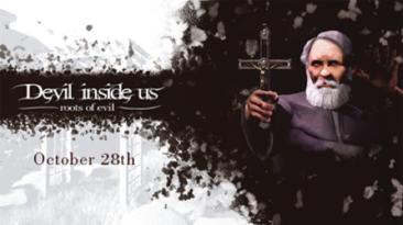 В Steam вышла игра где вам предстоит стать экзорцистом - Devil Inside Us: Roots of Evil