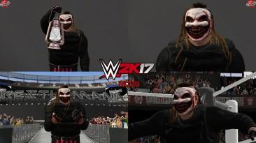 "WWE 2K17 ""The Fiend Wrestlemania 37 Наряд WWE 2K19 Порт мод"