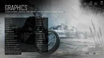 Видео с демонстрацией всех настроек ПК-версии Days Gone
