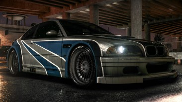 """Need for Speed: Most Wanted """"Легендарная BMW M3 GTR"""""""