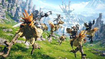 Создатели Final Fantasy XIV решили сократить сюжетную кампанию Realm Reborn