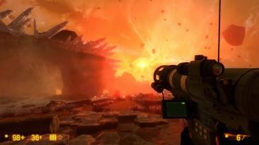 Black Mesa Xen - Публичная бета (Русификатор Нового Меню)
