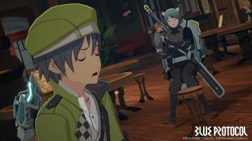 Новые скриншоты персонажей Blue Protocol