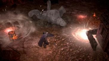 Dark Souls на минималках: в Steam состоялся релиз Animus: Revenant