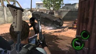 Resident Evil 5: Трейнер/Trainer (+78) [Model Swap Trainer v6.3 DX9/DX10] {wilsonso}