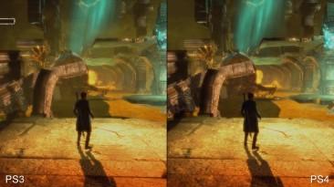 "DmC: Devil May Cry""Сравнение версий для PS4 vs PS3 (Digital Foundry)"""