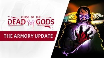 Экшен-рогалик Curse of the Dead Gods получил новое обновление