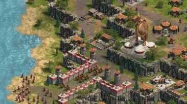 Геймплей PC версии Age of Empires: Definitive Edition и системные требования