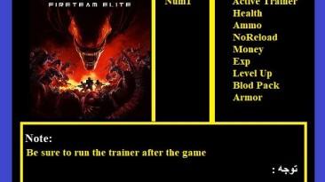 Aliens: Fireteam Elite: Трейнер/Trainer (+8) [1.0] {Abolfazl.k}