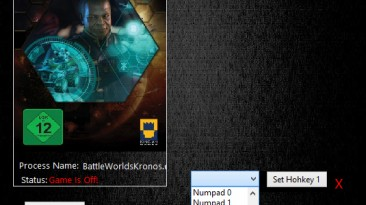 Battle Worlds: Kronos: Трейнер/Trainer (+1) [1.4.3] {MrAntiFun}