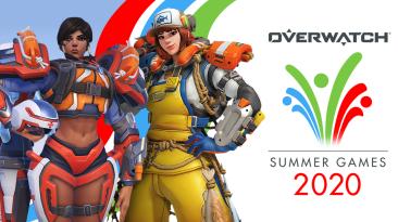 Концепт-художники обсуждают летние игры в Overwatch
